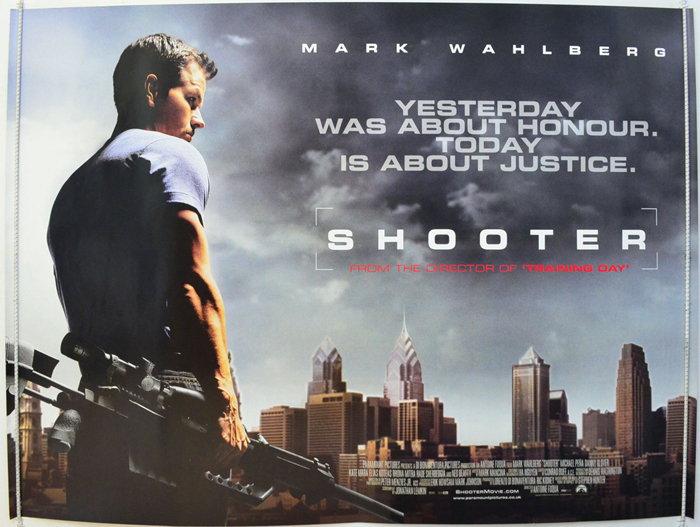 shooter original cinema movie poster from pastposters