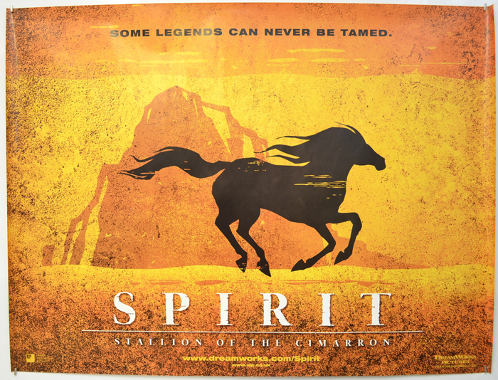 Spirit : Stallion Of the Cimarron <p><i> (Teaser / Advance Version) </i></p>
