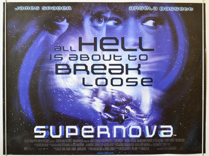 supernova movie poster - photo #4