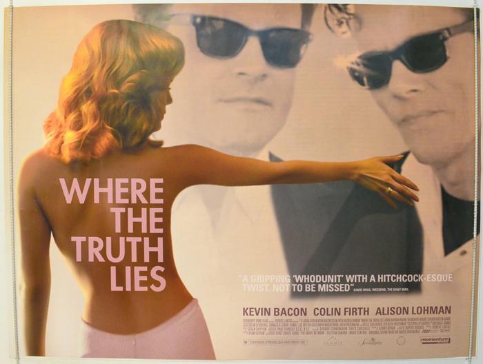 Where The Truth Lies Where The Truth Lies -...