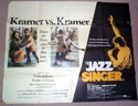 Kramer vs Kramer / The Jazz Singer<p><i>(Double Bill)</i></p>