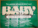 Baby : Secret Of The Lost Legend <br><p><i>(Teaser)</i></p>