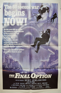 Final Option (The) <p><i> (a.k.a. Who Dares Wins) </i></p>