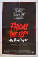 Friday 13th : The Final Chapter