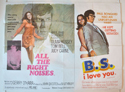 All The Right Noises / B.S. I Love You <p><i> (Double Bill) </i></p>