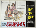 Great Gundown (The) / Trip To Kill (Clay Pigeon) <p><i> (Double Bill) </i></p>