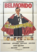 El Incorregible <p><i> (a.k.a. L�Incorrigible) <br> (Spanish One Sheet Poster) </i></p>