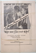 Her And She And Him <p><i> (a.k.a. Claude et Greta) </i></p>