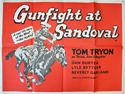 Gunfight At Sandoval