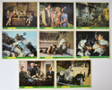 Walt Disney's : The Gnome Mobile <p><a> Set of 8 Original Lobby Cards / Colour Front Of House Stills </i></p>