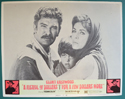 A Fistful Of Dollars / For A Few Dollars More <p><a> Single USA Lobby Card </i></p>