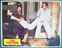 Fortune (The) <p><a> Single USA Lobby Card #9 </i></p>