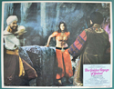 Golden Voyage Of Sinbad (The) <p><a> Single USA Lobby Card #6 </i></p>