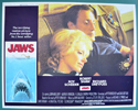 Jaws <p><a> Single USA Lobby Card #5</i></p>