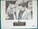 Manhattan <p><a> Single USA Lobby Card #8</i></p>