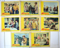 Misty <p><a> Set Of 8 USA Lobby Cards </i></p>