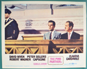 Pink Panther (The) <p><a> Single USA Lobby Card #3 </i></p>