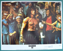 Rambo III <p><a> Single USA Lobby Card #1</i></p>