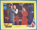 Red Planet Mars <p><a> Single USA Lobby Card #8</i></p>