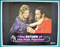 Return Of The Pink Panther (The) <p><a> Single USA Lobby Card #1 </i></p>