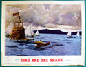 Tiko And The Shark <p><a> Single USA Lobby Card #3 </i></p>