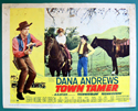 Town Tamer <p><a> Single USA Lobby Card #1 </i></p>
