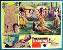 Treasure Of Makuba (The) <p><a> Single USA Lobby Card #3 </i></p>
