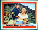 Trooper Hook <p><a> Single USA Lobby Card #3 </i></p>