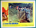 Up From The Beach <p><a> Single USA Lobby Card #2 </i></p>