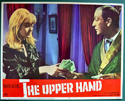 Upper Hand (The) <p><a> Single USA Lobby Card #1</i></p>