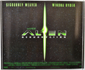 Alien : Resurrection <p><i> (Printers / Designers Proof)  </i></p>