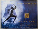 Peter Pan <p><i> (Teaser / Advance Version) </i></p>
