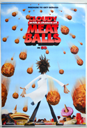 Cloudy With A Chance Of Meatballs <p><i> (Teaser / Advance Version) </i></p>