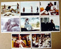 Heat And Dust<br><p><i>Set Of 8 Lobby Cards</i></p>