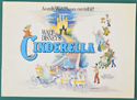 Cinderella (1976 re-release) <p><i> Original 12 Page Cinema Exhibitors Campaign Press Book  </i></P>
