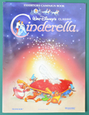 Cinderella (1991 re-release) <p><i> Original 4 Sheet Cinema Exhibitors Campaign Press Book with Folder  </i></P>