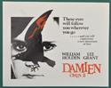 Damien Omen 2 - Synopsis Leaflet - Front