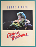 Divine Madness - Synopsis - Front