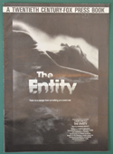 The Entity - Press Book - Front