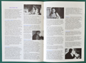 New York Stories  - Info Booklet -  Inside