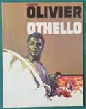 Othello <p><i> Original Cinema Exhibitors 16 Page Programme / Brochure </i></p>