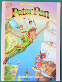 Peter Pan (1992 re-release) <p><i> Original 5 Sheet Cinema Exhibitors Campaign Press Book  </i></p>