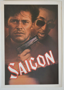 Saigon <p><i> Original Cinema 4 Page Synopsis / Credits Card  </i></P>