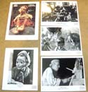 Adventures Of Pinocchio (The)<br><p><i>Original Press Kit With 4 Stills</i></p>