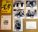 Fled<br><p><i>Original Press Kit With 5 Stills</i></p>