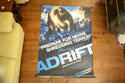 ADRIFT Cinema BANNER – Full Scale Photo