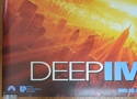 DEEP IMPACT Cinema BANNER –  Bottom Left View