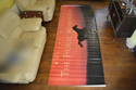THE HORSE WHISPERER Cinema BANNER – Full Scale Photo