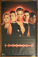 SPECIES II Cinema BANNER –  Back View