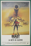 Beast Of War (The) <p><i> (Original Belgian Movie Poster) </i></p>